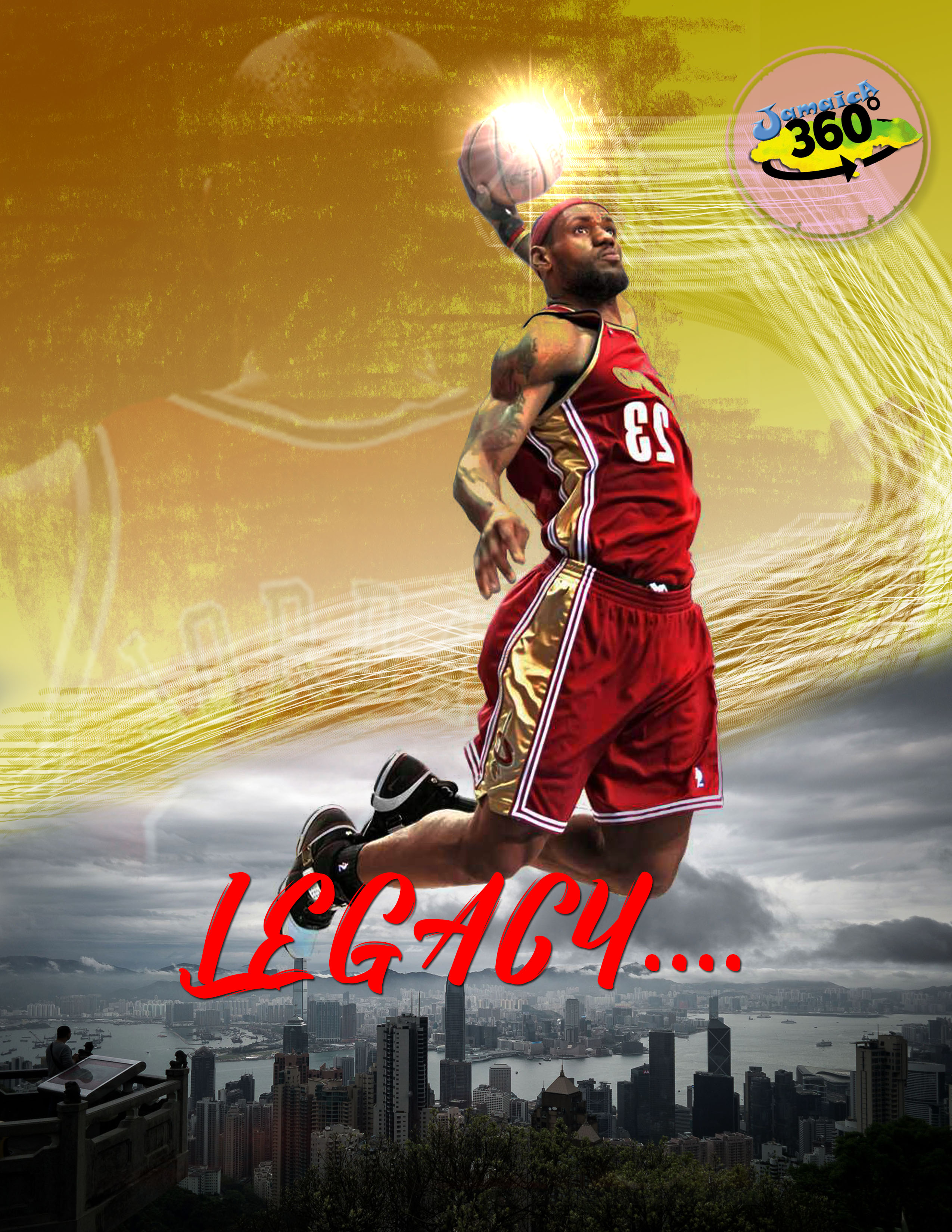 Lebron Wallpaper and poster